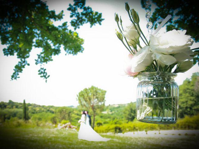 Il matrimonio di Massimo e Sandra Elizabeth a Roccantica, Rieti 8