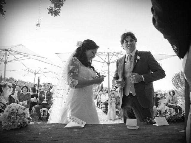 Il matrimonio di Massimo e Sandra Elizabeth a Roccantica, Rieti 13