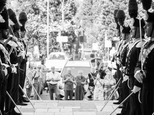 Il matrimonio di Fabio e Claudia a Trieste, Trieste 18