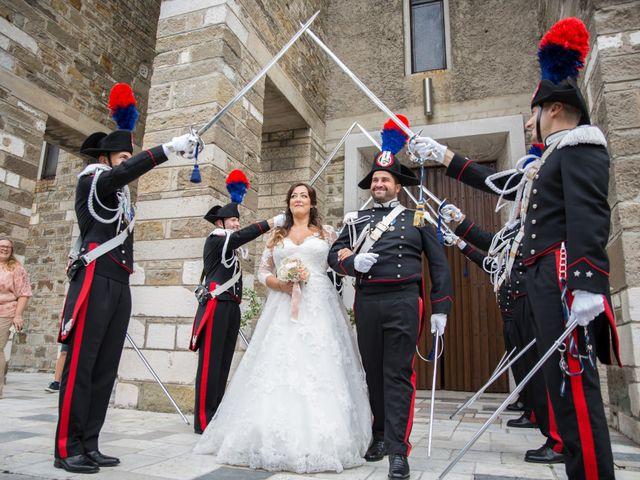 Il matrimonio di Fabio e Claudia a Trieste, Trieste 30