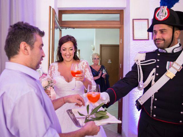 Il matrimonio di Fabio e Claudia a Trieste, Trieste 35