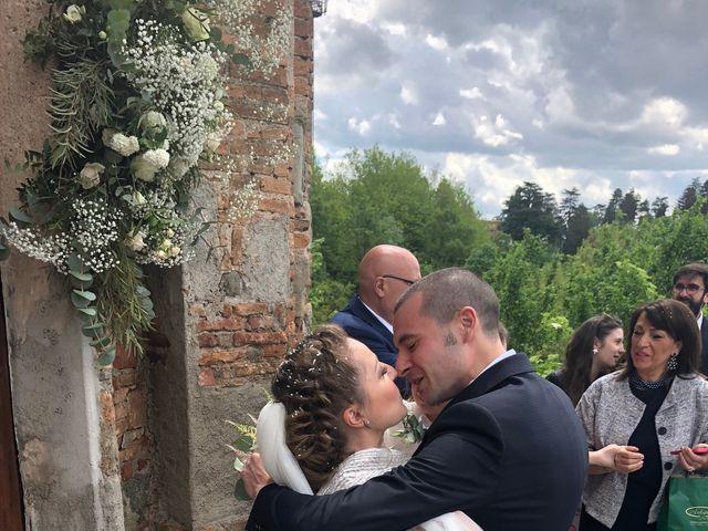Il matrimonio di Enrico e Roberta a Clivio, Varese 3