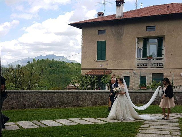 Il matrimonio di Enrico e Roberta a Clivio, Varese 5