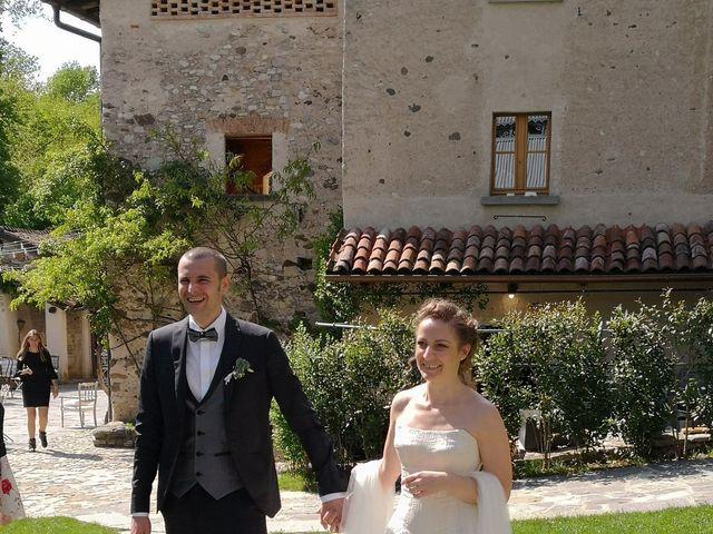 Il matrimonio di Enrico e Roberta a Clivio, Varese 8