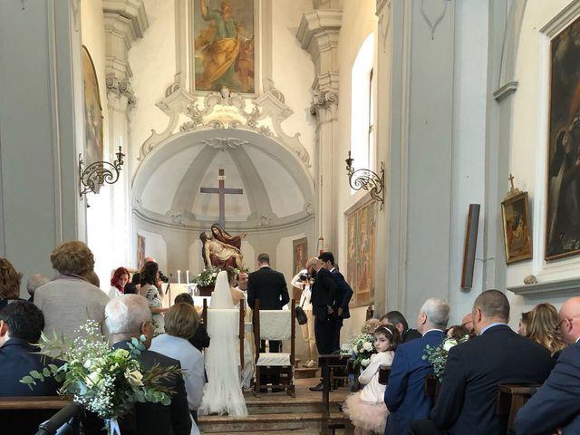 Il matrimonio di Enrico e Roberta a Clivio, Varese 9