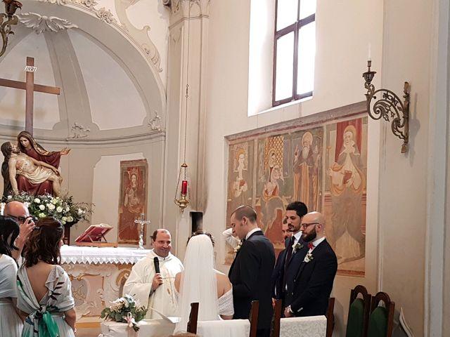 Il matrimonio di Enrico e Roberta a Clivio, Varese 10