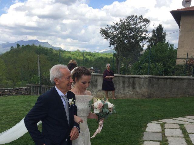 Il matrimonio di Enrico e Roberta a Clivio, Varese 11