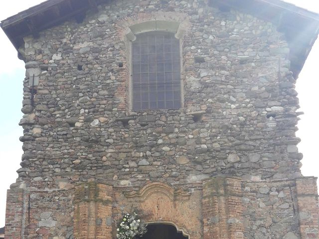 Il matrimonio di Enrico e Roberta a Clivio, Varese 14