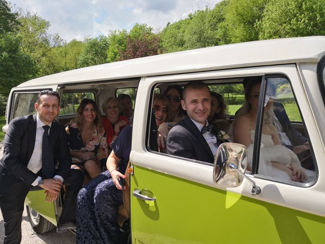 Il matrimonio di Enrico e Roberta a Clivio, Varese 15