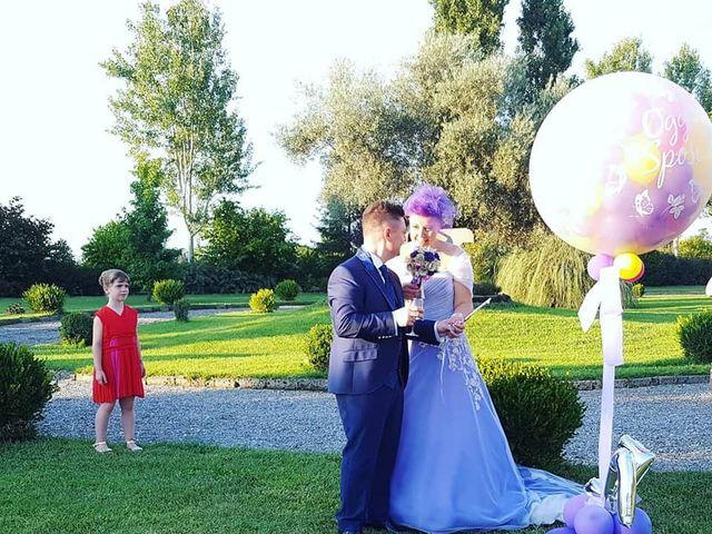 Il matrimonio di Emanuele  e Alessia  a Piacenza, Piacenza 24