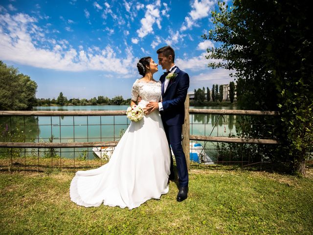 Le nozze di Sara e Adrian