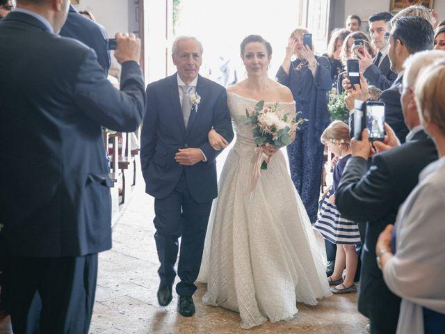 Il matrimonio di Enrico e Roberta a Clivio, Varese 32