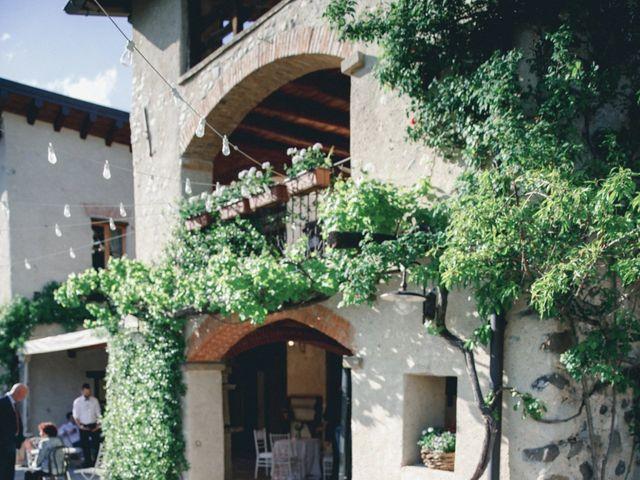 Il matrimonio di Enrico e Roberta a Clivio, Varese 33