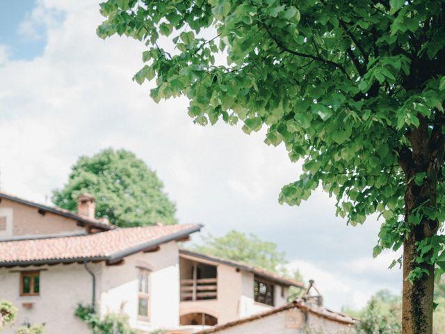 Il matrimonio di Enrico e Roberta a Clivio, Varese 35