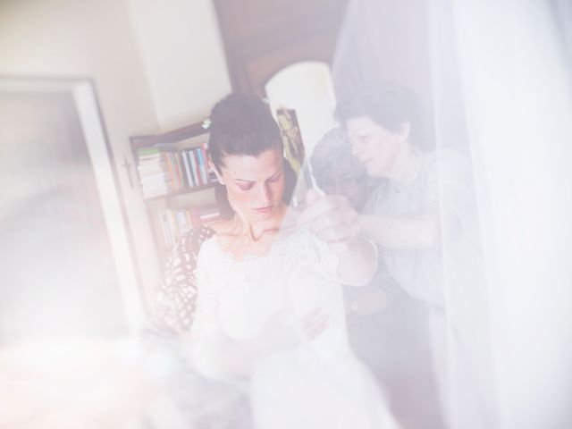 Il matrimonio di Guido e Luciana a Comignago, Novara 15