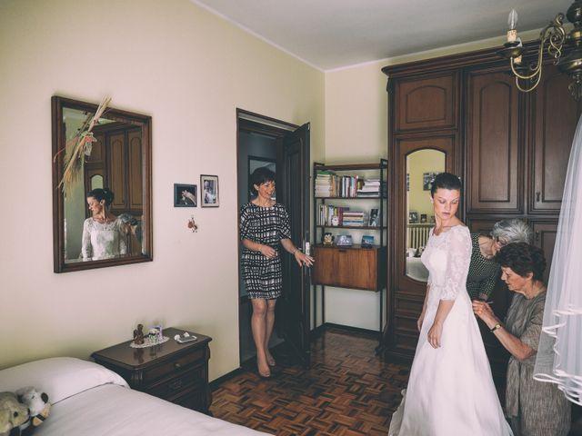 Il matrimonio di Guido e Luciana a Comignago, Novara 16