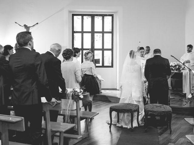 Il matrimonio di Guido e Luciana a Comignago, Novara 39