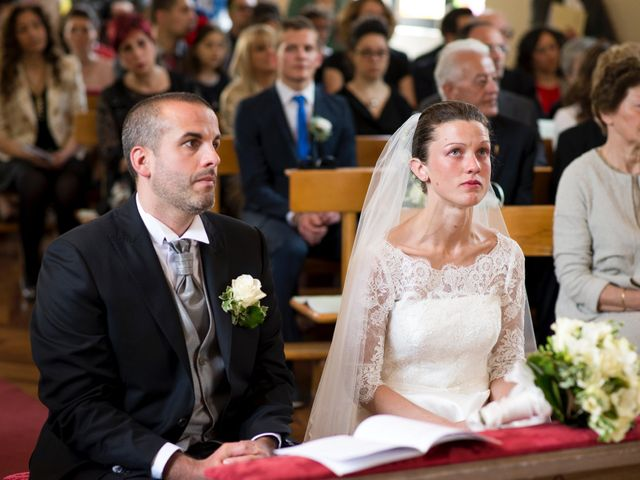 Il matrimonio di Guido e Luciana a Comignago, Novara 43