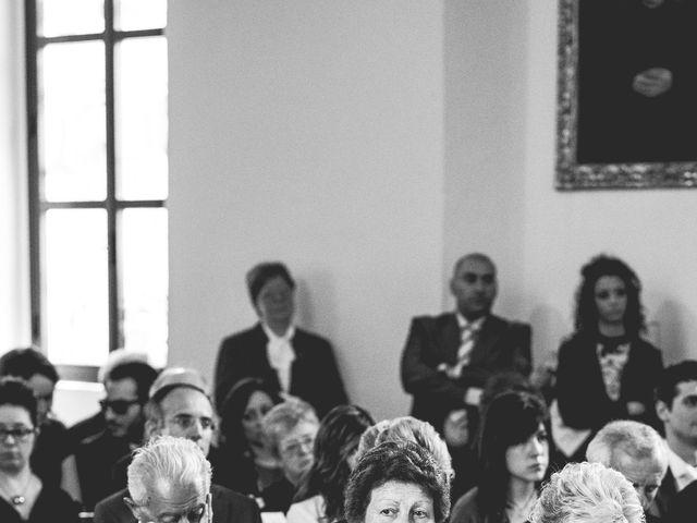 Il matrimonio di Guido e Luciana a Comignago, Novara 44
