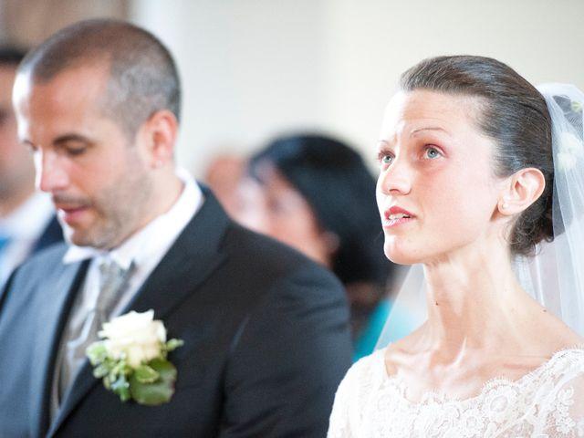 Il matrimonio di Guido e Luciana a Comignago, Novara 46