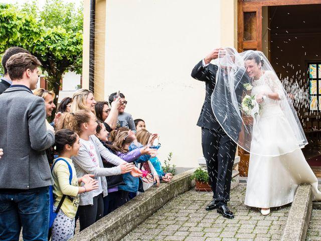 Il matrimonio di Guido e Luciana a Comignago, Novara 55