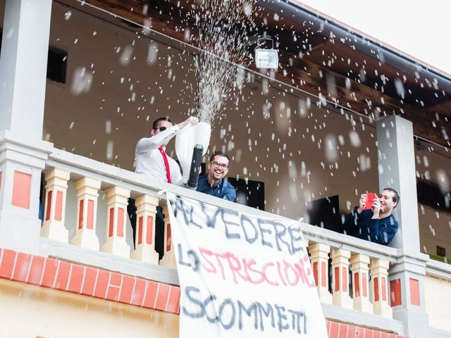 Il matrimonio di Guido e Luciana a Comignago, Novara 56