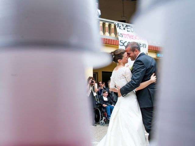 Il matrimonio di Guido e Luciana a Comignago, Novara 58