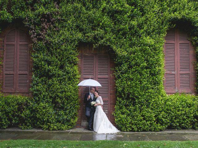 Il matrimonio di Guido e Luciana a Comignago, Novara 61