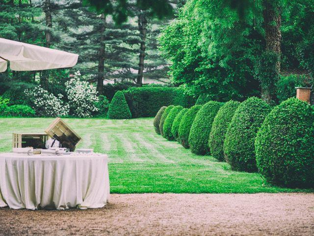 Il matrimonio di Guido e Luciana a Comignago, Novara 84
