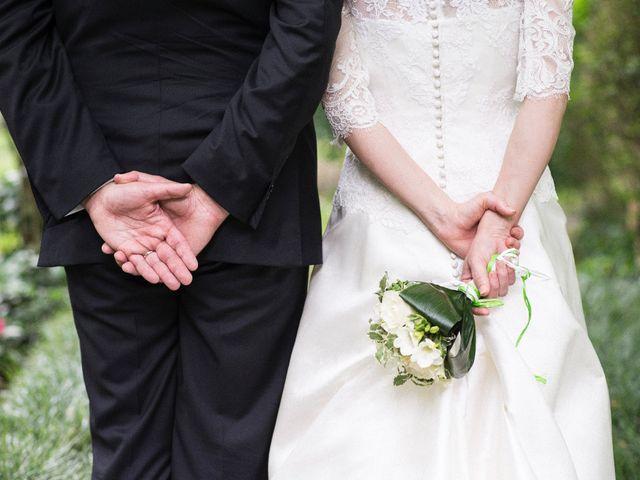 Il matrimonio di Guido e Luciana a Comignago, Novara 87