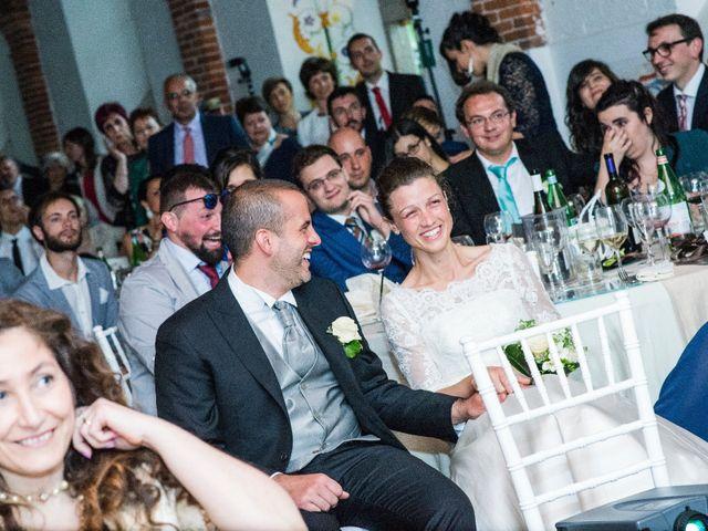 Il matrimonio di Guido e Luciana a Comignago, Novara 98