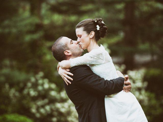 le nozze di Luciana e Guido