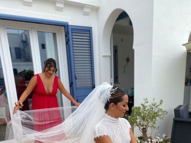 Il matrimonio di Adriano e Federica a San Pancrazio Salentino, Brindisi 5