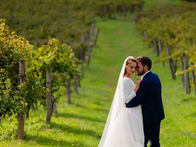 Il matrimonio di Gabriele e Cecilia a Udine, Udine 28