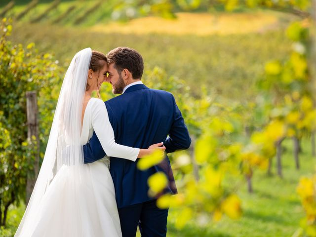 Le nozze di Cecilia e Gabriele