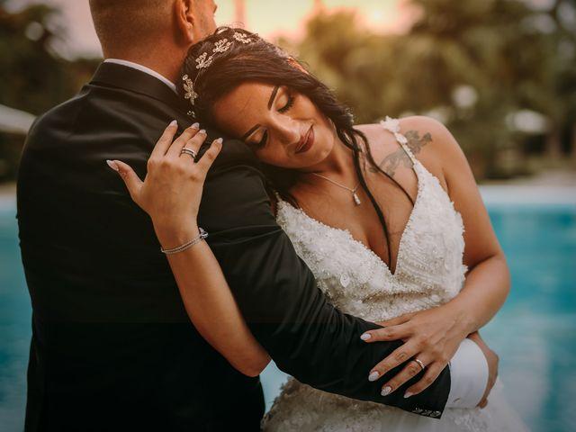 Le nozze di Ilenia e Matteo