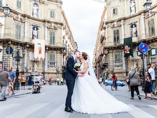 Le nozze di Maria Grazia e Salvo
