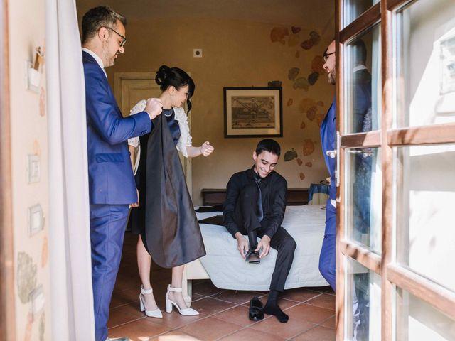 Il matrimonio di Andrea e Monica a Buriasco, Torino 4