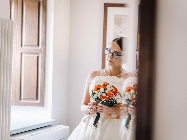 Il matrimonio di Andrea e Monica a Buriasco, Torino 10