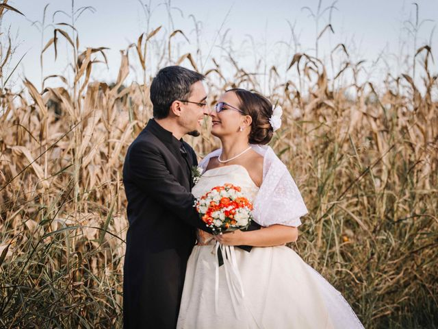 Il matrimonio di Andrea e Monica a Buriasco, Torino 13