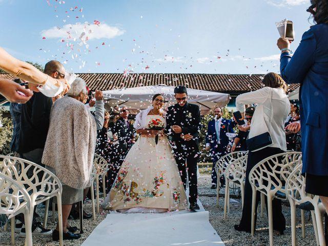 Il matrimonio di Andrea e Monica a Buriasco, Torino 29