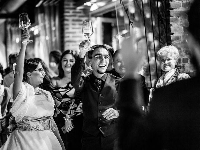 Il matrimonio di Andrea e Monica a Buriasco, Torino 33