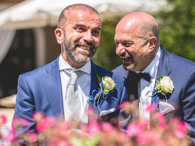 le nozze di Vincenzo e Michele