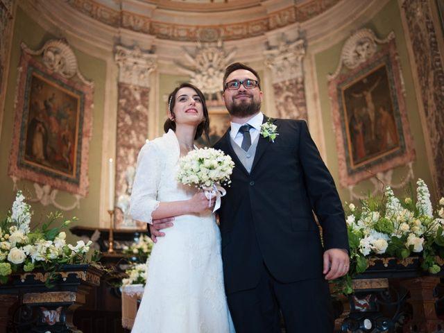 Il matrimonio di Francesco e Sabrina a Mortara, Pavia 8