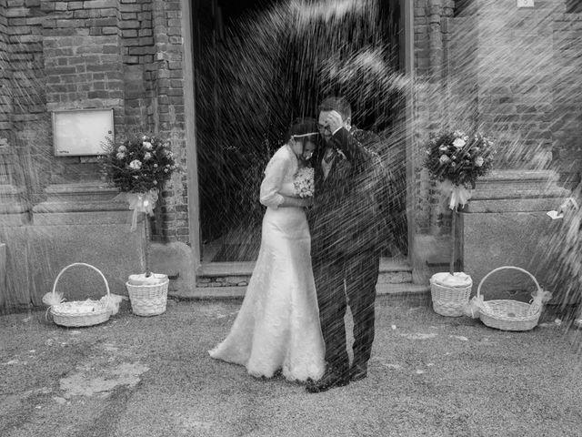 Il matrimonio di Francesco e Sabrina a Mortara, Pavia 9