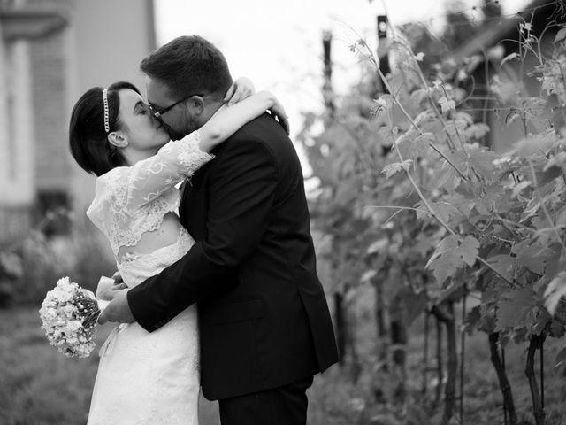 Il matrimonio di Francesco e Sabrina a Mortara, Pavia 14