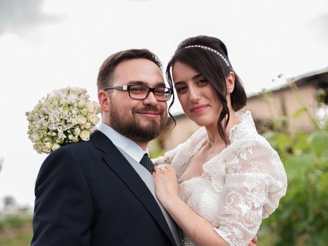 Il matrimonio di Francesco e Sabrina a Mortara, Pavia 15
