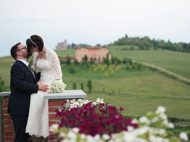 Il matrimonio di Francesco e Sabrina a Mortara, Pavia 16