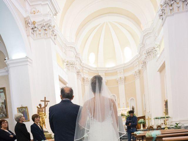 Il matrimonio di Claudio e Elena a Nuoro, Nuoro 14