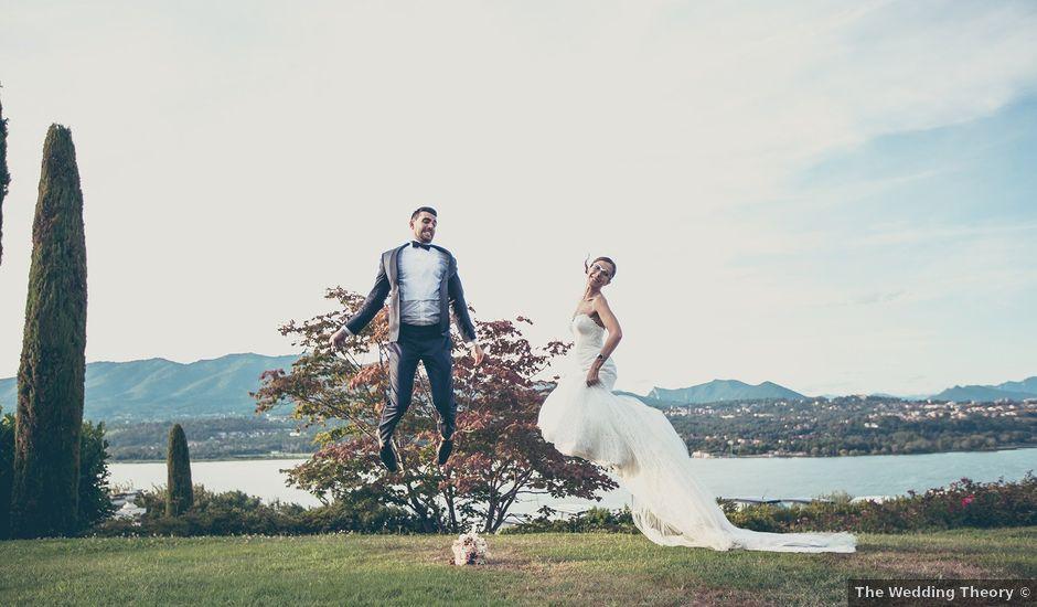 Il matrimonio di Emiliano e Gaia a Lonate Pozzolo, Varese